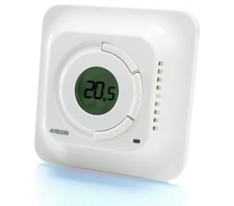 Termostat electronic Regin programabil pentru pardoseală, Floorigo