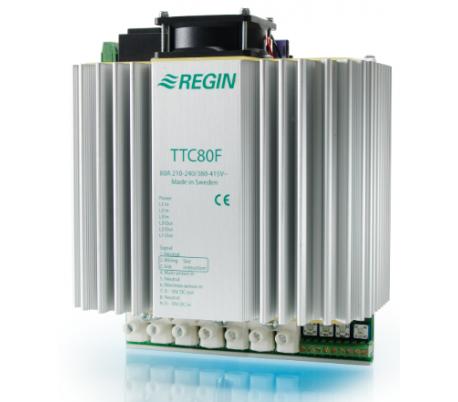 Regulatoare Regin pentru încălzire electrică, seria TTC