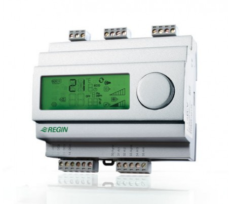 Regulator Regin electronic universal - configurabil, Optigo