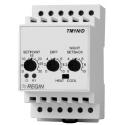 Termostate Regin electronice cu montare pe şină DIN, seria TM