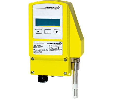 Traductoare Schischek de temperatură/umiditate, anti-Ex, seria ExCos-D