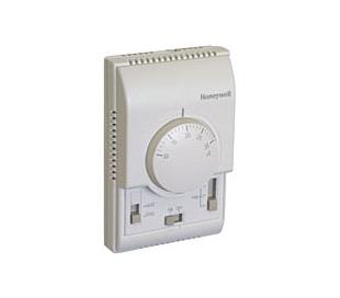 Termostate Honeywell pentru ventilo-convectoare cu 2 ţevi, seria T6373