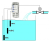 Regulator Schrack de nivel electronic cu 3 senzori, seria UR5L