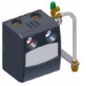 Grupuri de pompare Watts pentru sisteme solare, FlowBox Solar 8180E