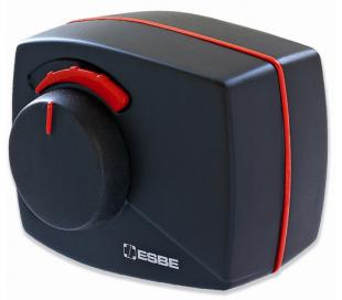 Servomotoare ESBE rotative compacte, seria ARA600