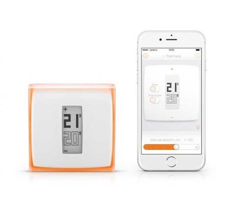 Netatmo termostat de camera WIFI pentru smartphone, tableta, PC