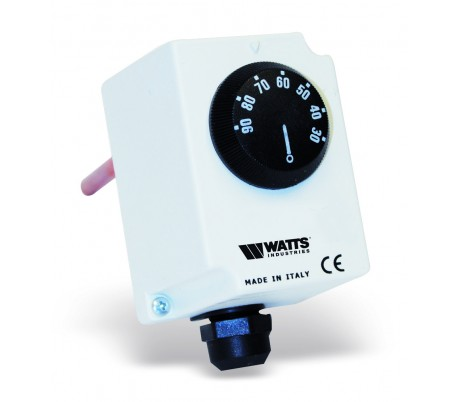 Termostat de imersie directă Watts, aplicaţii domestice, seria TRE 100