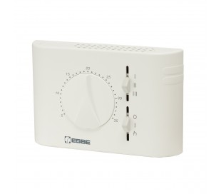 Termostate electronice ESBE pentru ventiloconvectoare cu 2 tevi, seria TFC111