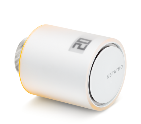 Netatmo termostat de camera WIFI pentru smartphone, tableta, PC