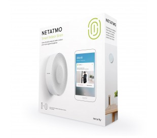 Sirena smart Netatmo pentru camera Welcome