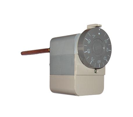 Termostate de imersie directă Honeywell Aquastat , aplicaţii comerciale